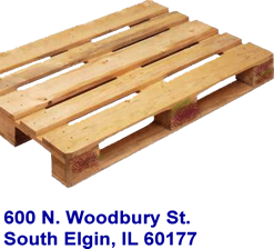 Advance Pallet Address