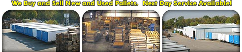 Buy Sell new and used pallets